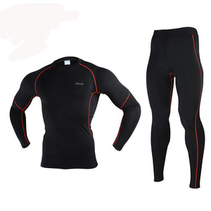 Suit Compressión Base Layer For Men.