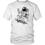 Space Age Skating - 1947 Collective T-shirt