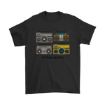 Boom Box Tee - 1947 Collective T-shirt