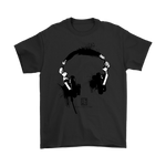 Headphone Hip Hop Tee - 1947 Collective T-shirt