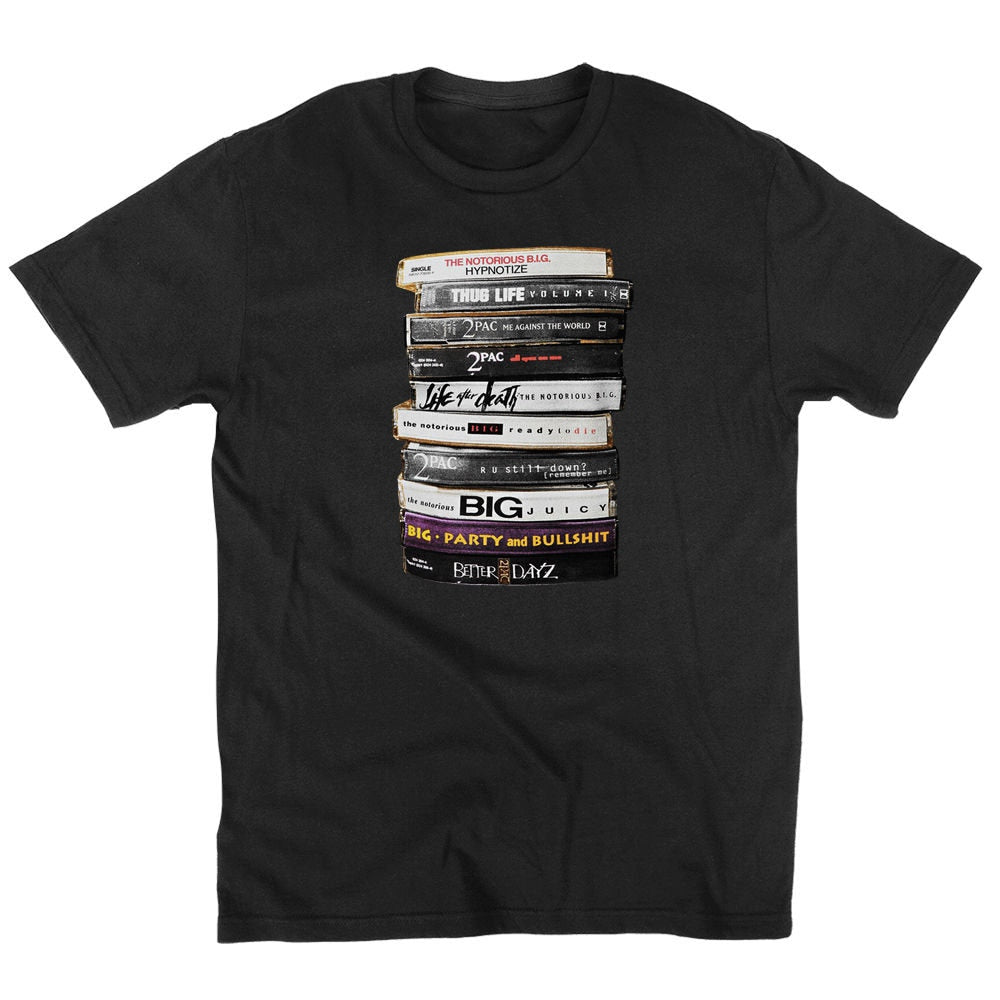 Cassette Case T-shirt - 1947 Collective t-shirt