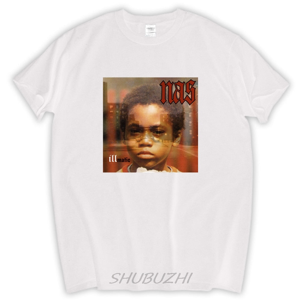 NAS Illmatic Tee - 1947 Collective t-shirt