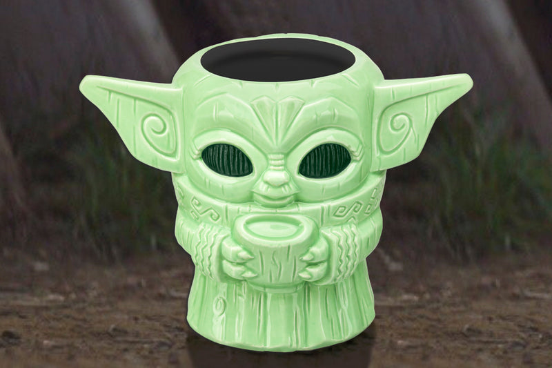 The Force Is Strong With The Child Geeki Tikis® Mug