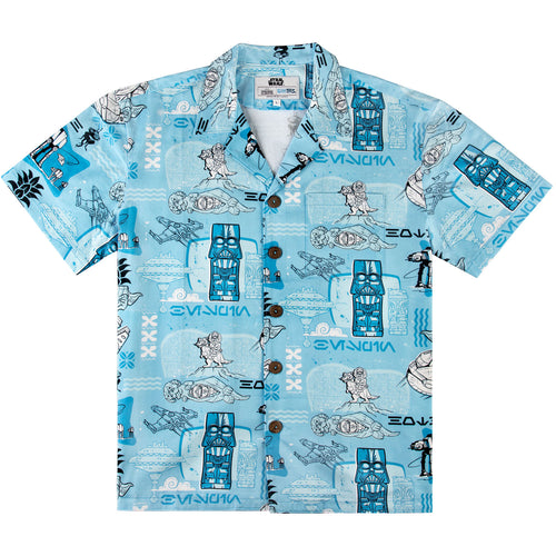 Star Wars Celebration x Geeki Tikis® Men's Aloha Shirt