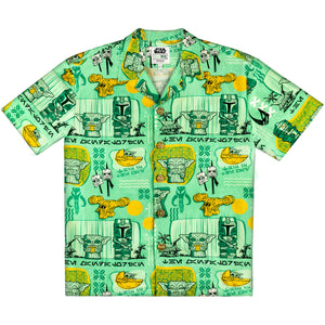 The Mandalorian Geeki Tikis® Men's Aloha Shirt