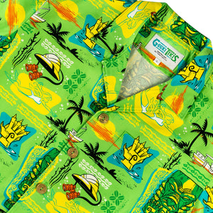 Gill-Man Men's Aloha Shirt