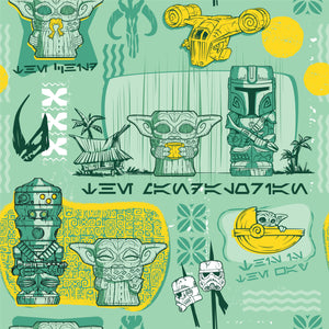 The Mandalorian Geeki Tikis® Women's Aloha Shirt