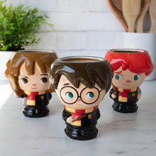 Harry Potter - Cupful of Cute™ 3-Pack Harry, Ron & Hermione Mugs