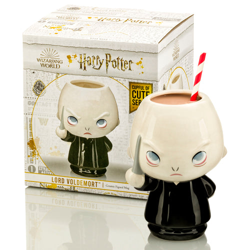 Harry Potter - Cupful of Cute™ Voldemort Mug