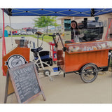 Ferla 2 Innovative Coffee Bike                  (RESERVE TODAY)