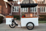 Ferla X - Glacier Edition: The World's Coolest and Most Advanced Cold Brew & Ice Cream Bike (Available In-Stock)