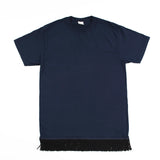 Starting at $12.99 Navy Fringed Tshirt