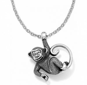 "(Brighton) ""Monkeying Around"" Necklace"