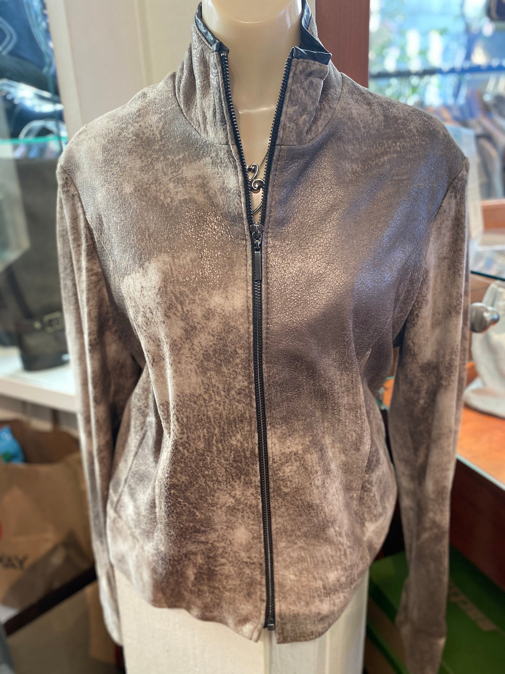Remy Jacket Womens