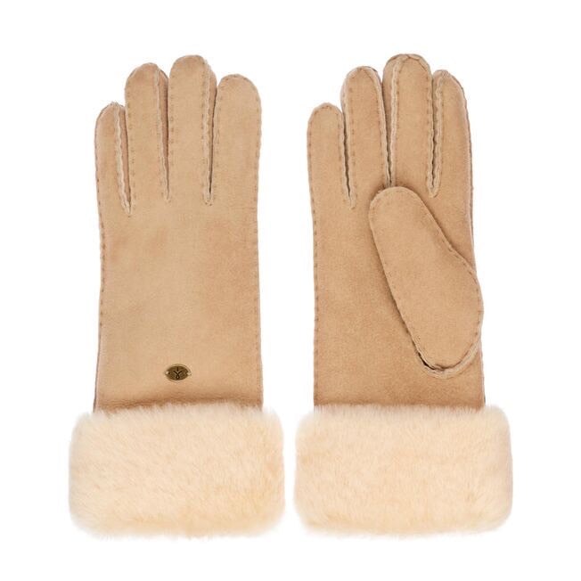 EMU Gloves Chestnut