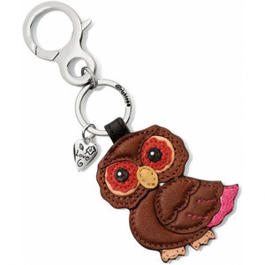 Brighton Owl Key Fob
