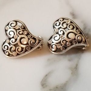 Soulmates Clip-On Earrings