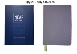 Near Journal - Pack of 25