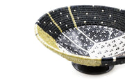 Starlight Pottery and Handwoven Bowl