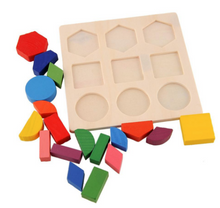 FREE Fraction Puzzle