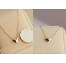 FREE Gold Plated Heart Pendant Necklace