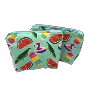 """Summer Fun"" Toiletry Bag"