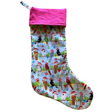 Australian Christmas Stockings - Tropical and bright!