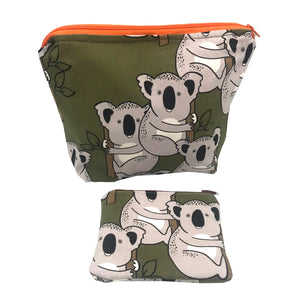 Koala Coin Purse - Australiana - Cosmetic purse