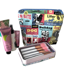 Barking Mad Toiletry Bag