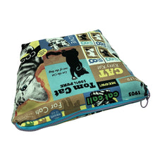 """Crazy Cat Lady"" Toiletry Bag"