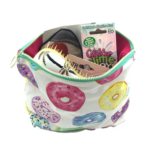 """Donut Worry"" Toiletry Bag"