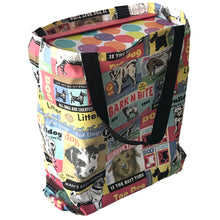 """Barking Mad"" Tote Bag"