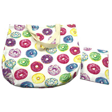"""Donut Worry"" Tote Bag"