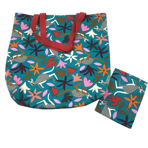 """Wonderful Wallaby"" Tote Bag"