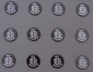 Personalized Monogrammed Golf Ball Markers (12 count)