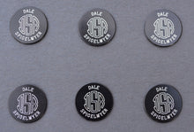 Personalized Monogrammed Golf Ball Markers (6 count)