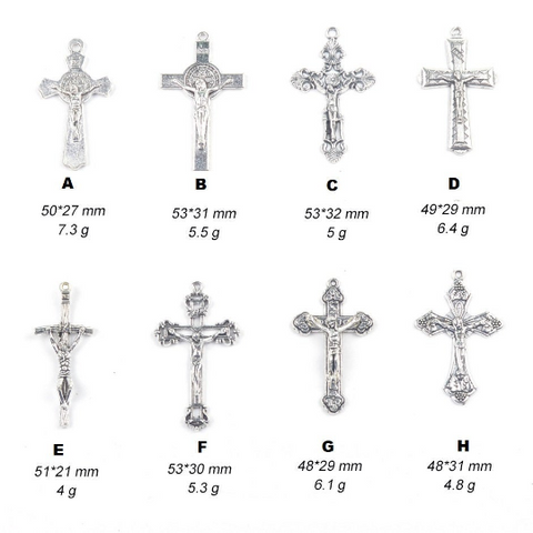 choose your own cross rosary