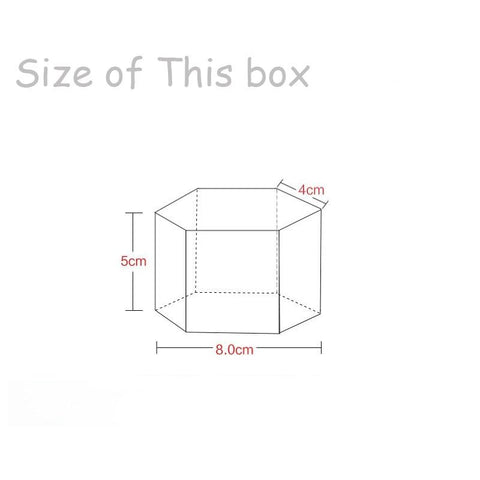 size of gift box
