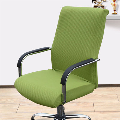 office chair slip covers with zipper olive green