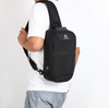 Multifunctional Cross-Body Messenger Bag