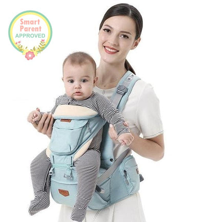 stylish travel carrier, infant carrier front , baby must have,