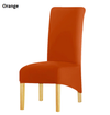 Spandex Long Back Chair Slipcovers