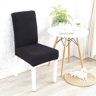 Polar Fleece Dining Chair Slipcovers