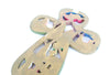 My First Crucifix - Children's Wall Crucifix - Colorful Kids Wall Cross