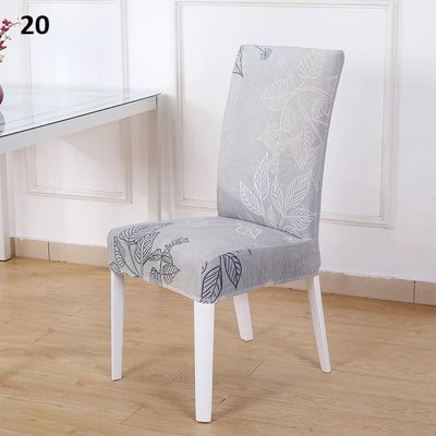 Dining Chair Spandex Slipcovers
