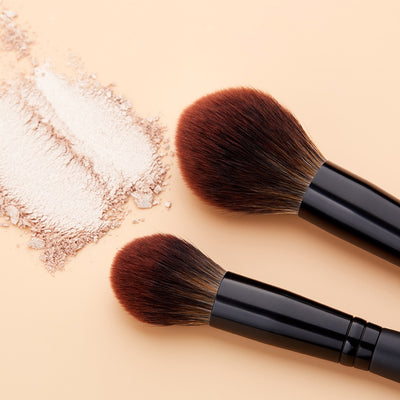 JESSUP Phantom Black Makeup Brushes