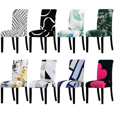chair covers with pattern, chair slipcovers, chair covers