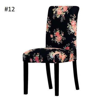 Bold Designs Spandex Dining Chair Covers
