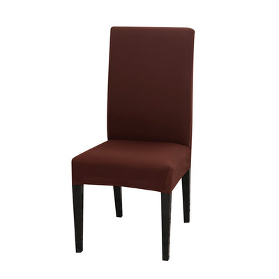 Solid Color Spandex Chair Slipcover