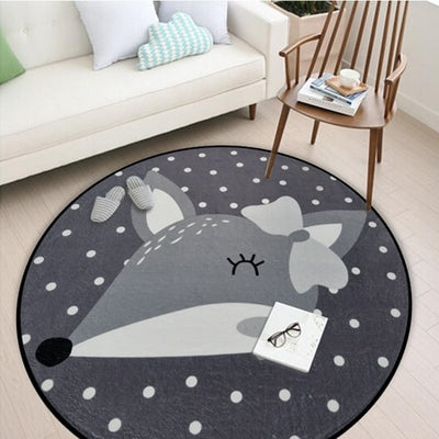 girls room baby room fox woodland creatures play may baby room decor grey nordic